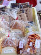 パンや和菓子も大人気