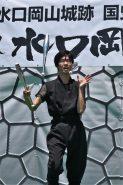 数々の大会で入賞している滋賀出身のジャグラー、木下洸希さん