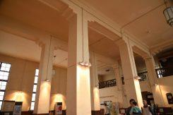 現在は観光案内所となっている酬徳記念館