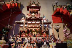 名古屋城や伊勢神宮の要素も取り入れられている