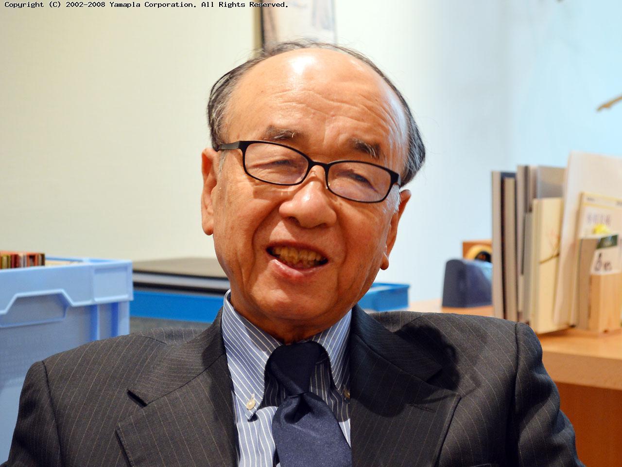 MIHO MUSEUM 館長・東京大学名誉教授 辻 惟雄さん(82歳 ...